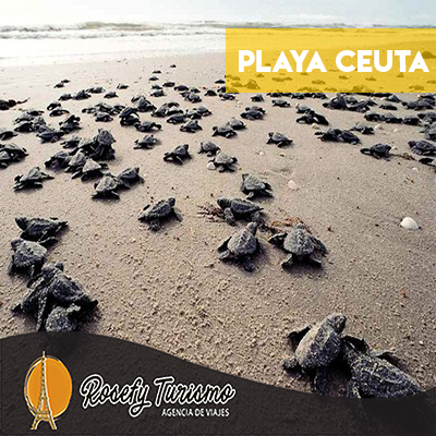 Playa Ceuta