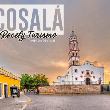 ¡Viajemos a Cosalá!