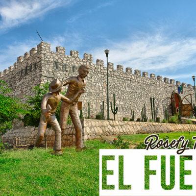 ¡El Fuerte, Sinaloa!
