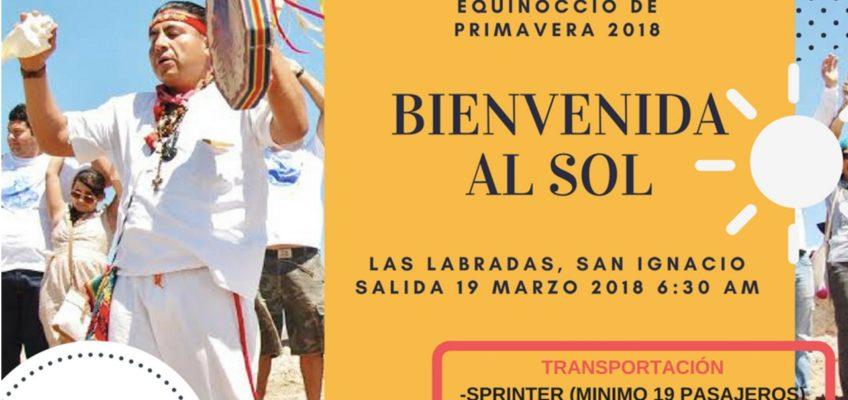 ¡Las Labradas San Ignacio! Salida 19 de marzo