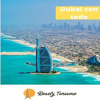 Dubai con todo (salida-septiembre)